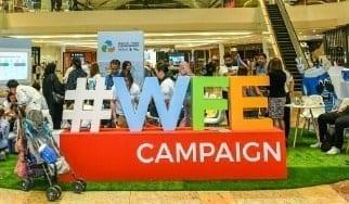 WFE Campaign Dubai