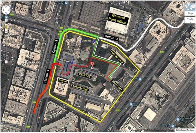 خريطةالموقع1