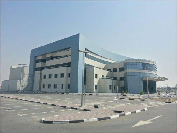 Al Barsha Police Station 1 min