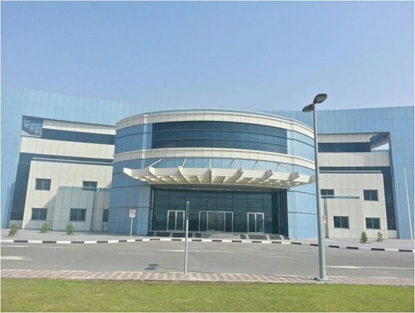 Al Barsha Police Station 2 min