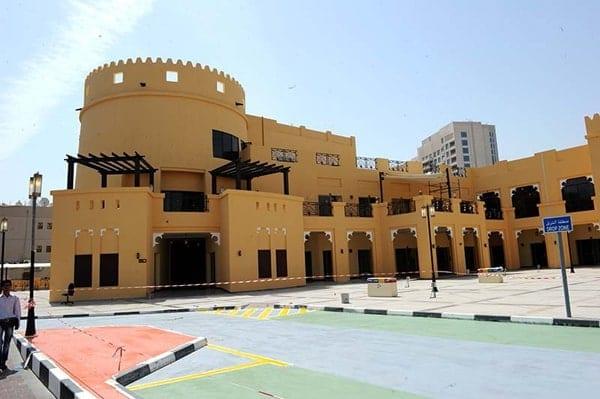 Al Fahidi Market 2 min