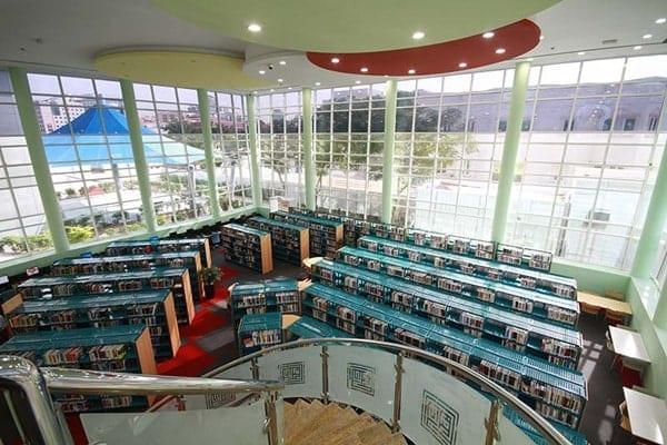 Al Mankhool Library 1 min
