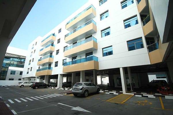 Al Muraqabat Housing Complex 1