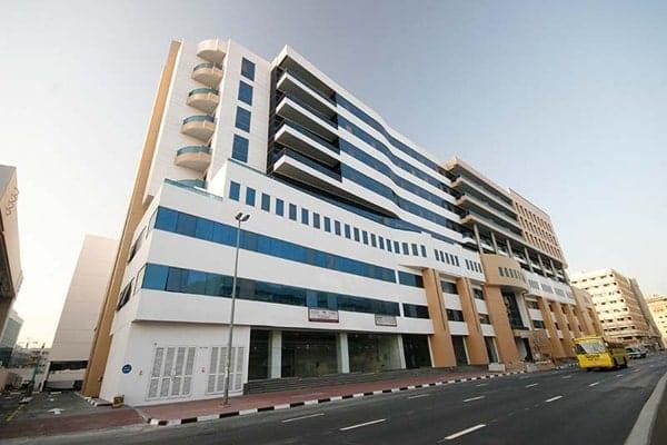 Al Muraqabat Housing Complex 2