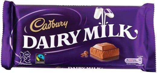 Dairy Chocolate