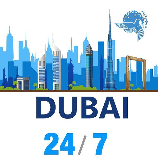 Dubai247 Logo