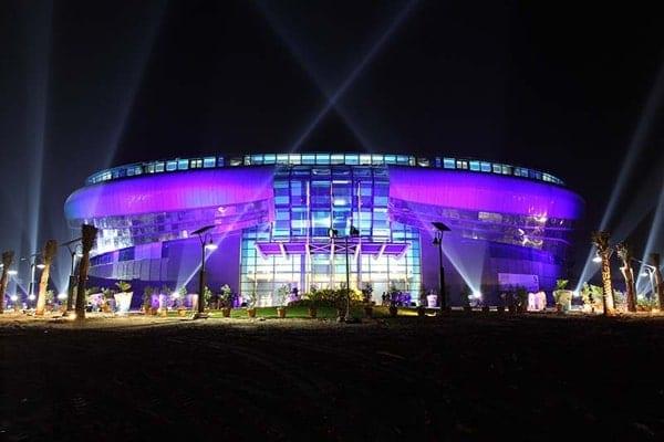 Hamdan Bin Mohammed Bin Rashid Sports Complex 5 min