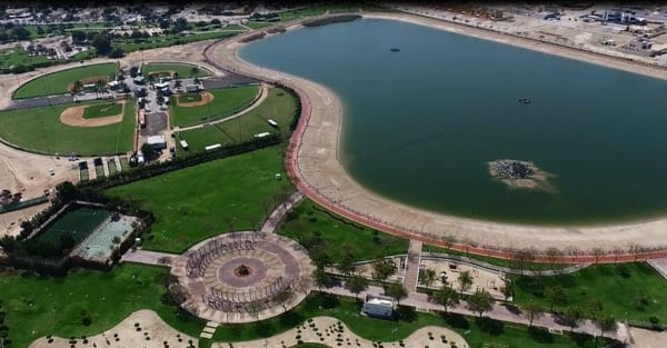 Pond Parks 1 min