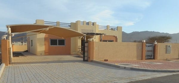 Villas in Jeema Hatta 1 min