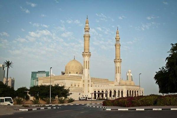 Zabeel Grand Mosque 1 min