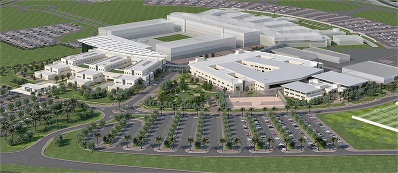 02 Campus Expansion at Zayed University