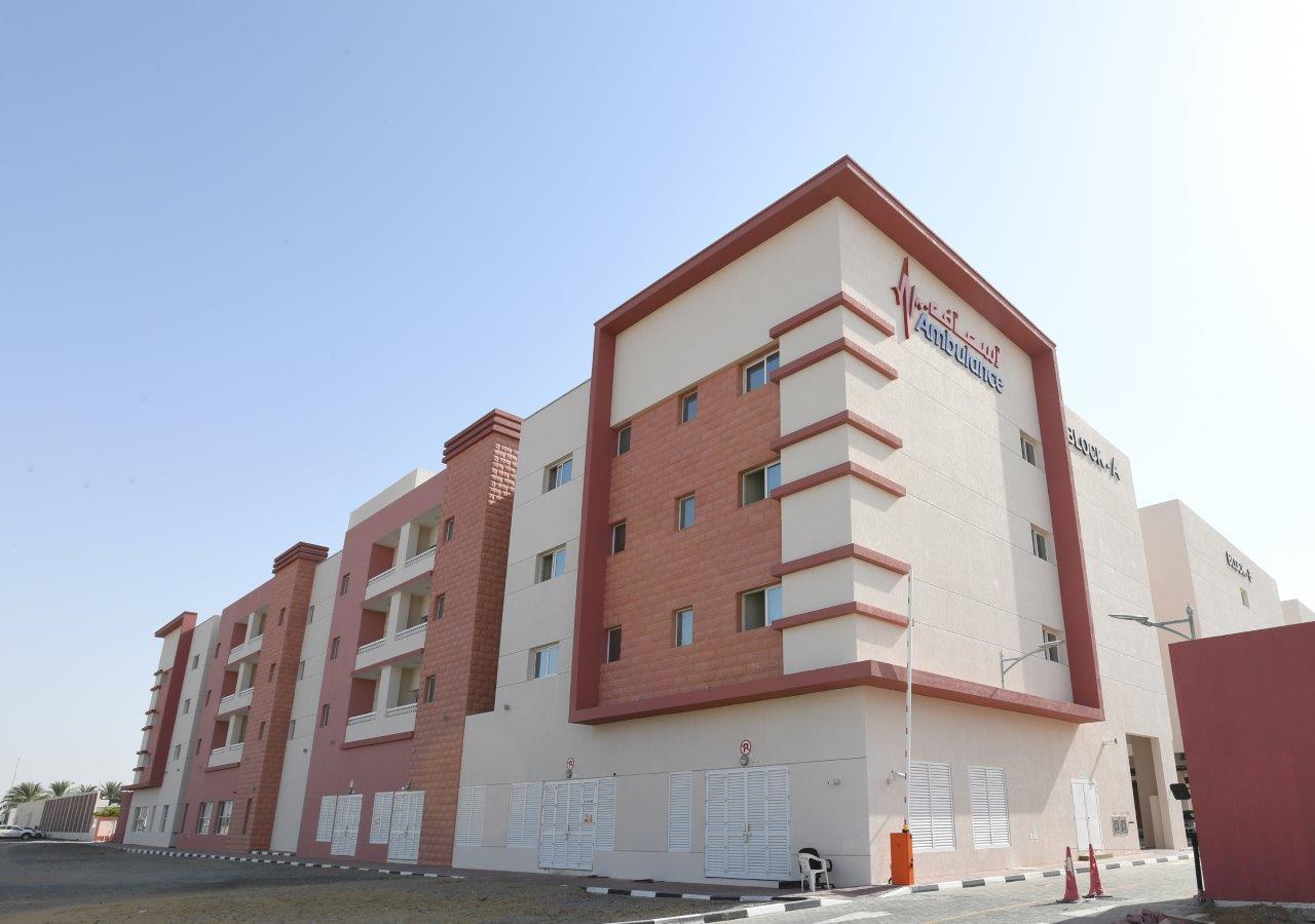 Ambulance Services Staff Housing1