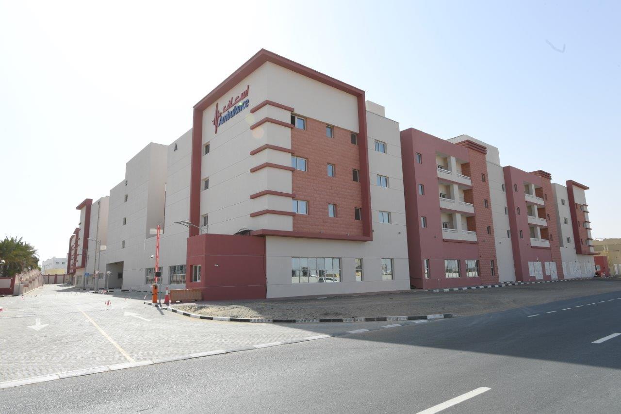 Ambulance Services Staff Housing2