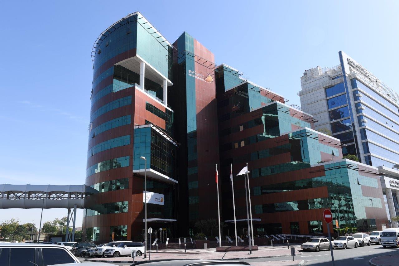 DM Building at Al Garhoud1