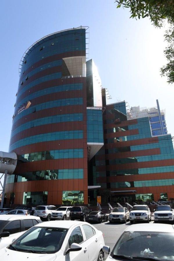 DM Building at Al Garhoud2
