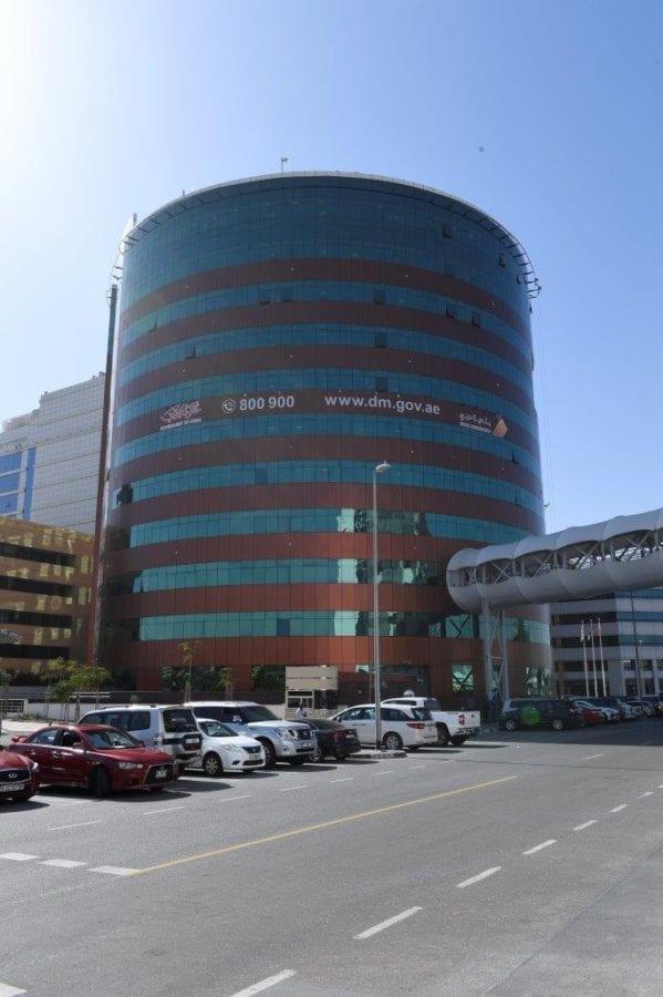DM Building at Al Garhoud3