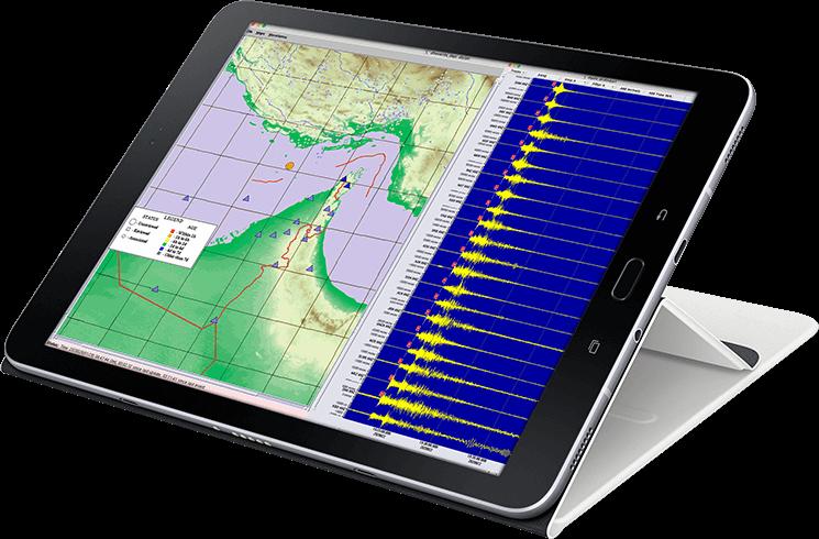 Dubai Seismic Network DNS