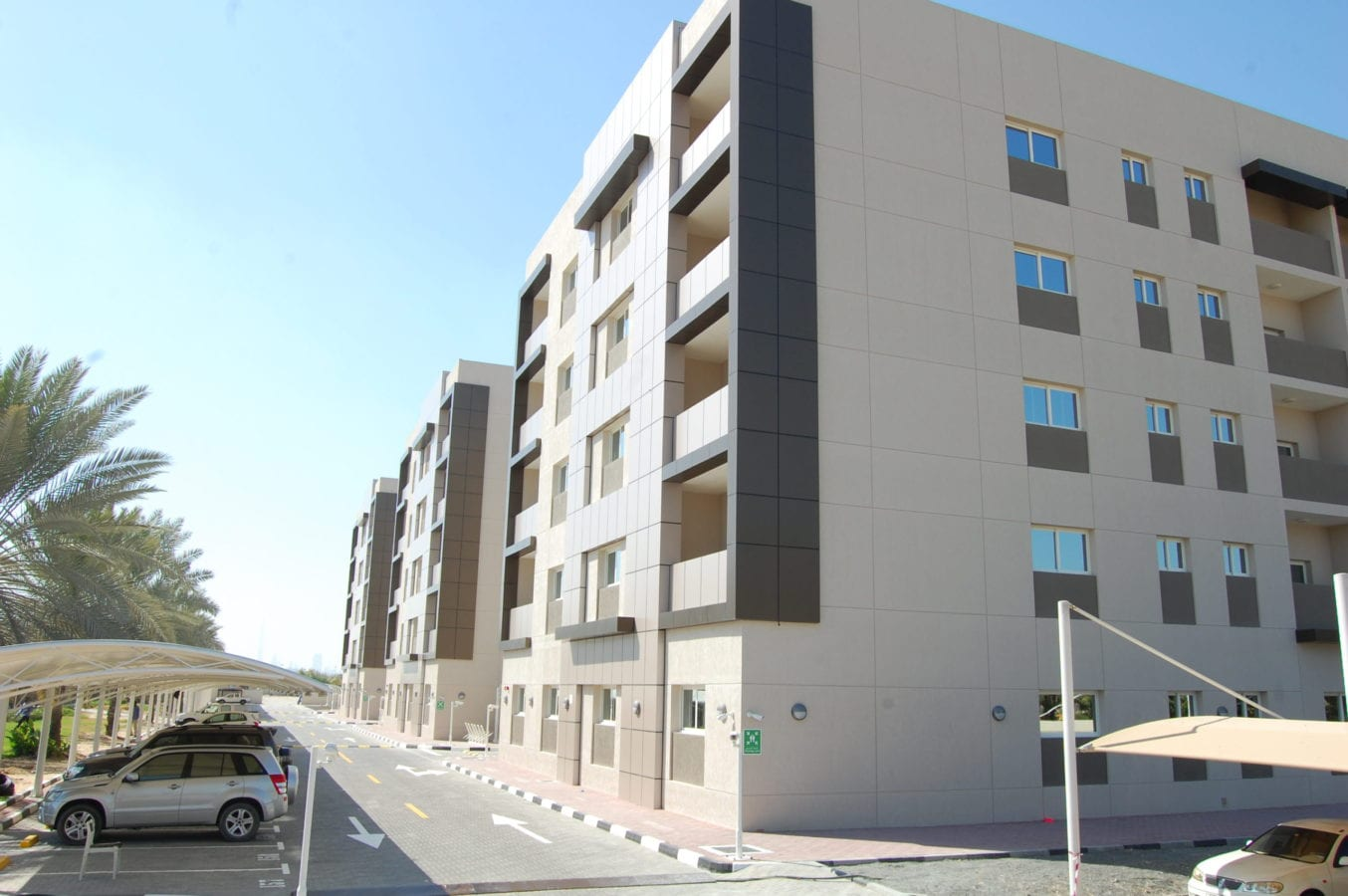 Housing Complex For Municipalitys Staff At Al Tawar1 scaled