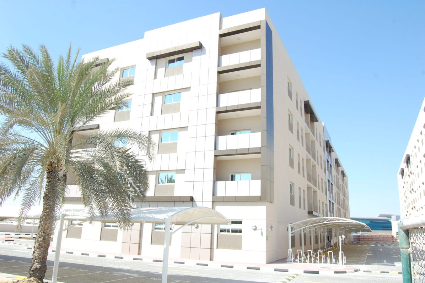 Housing Complex For Municipalitys Staff At Al Tawar3 scaled