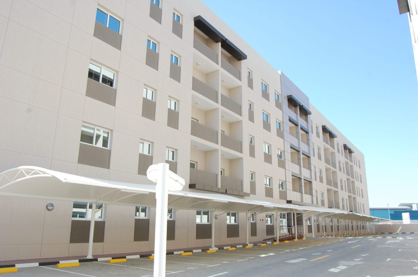 Housing Complex For Municipalitys Staff At Al Tawar4 scaled