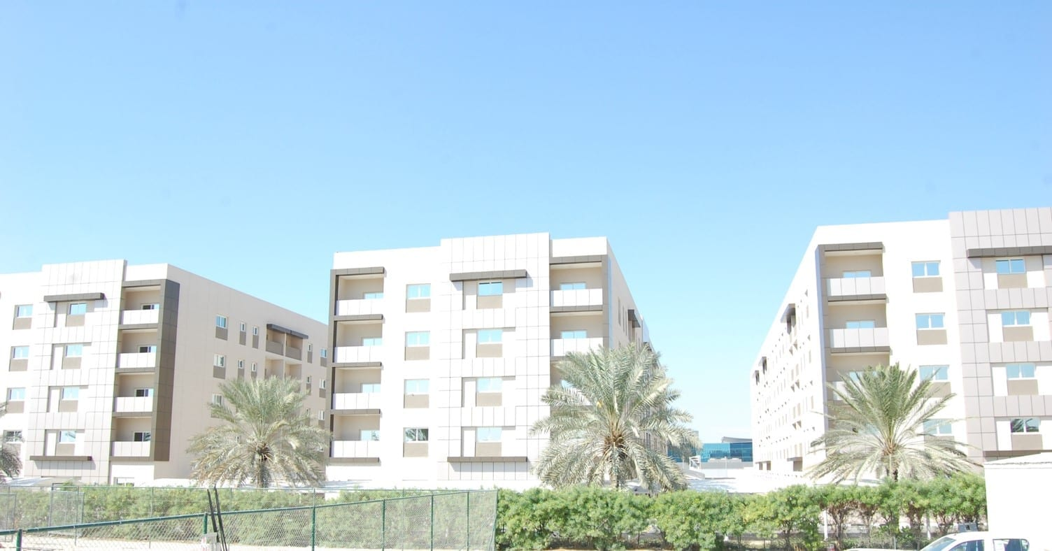 Housing Complex For Municipalitys Staff At Al Tawar7