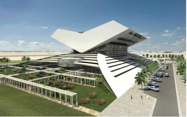 Mohammed Bin Rashid Library 1