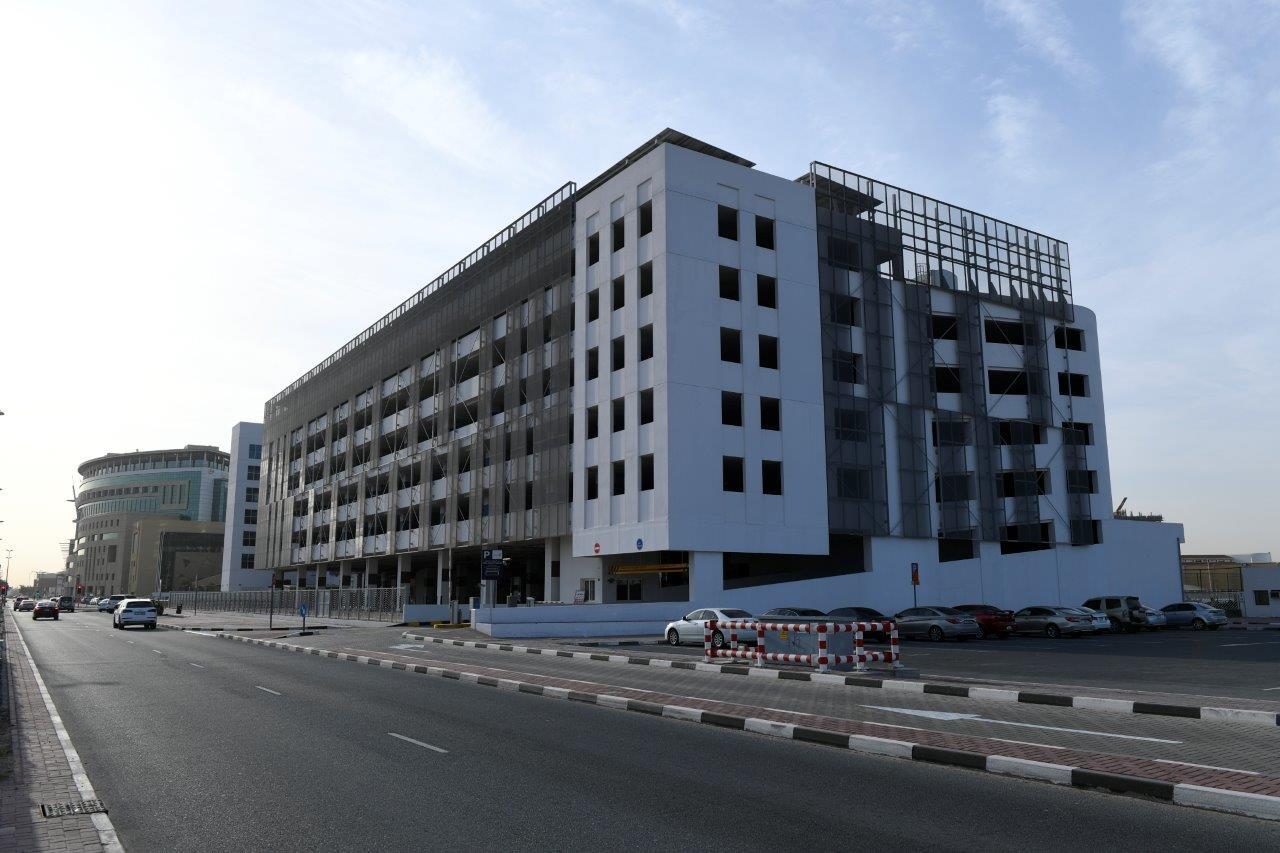 Parking Building Garhoud3