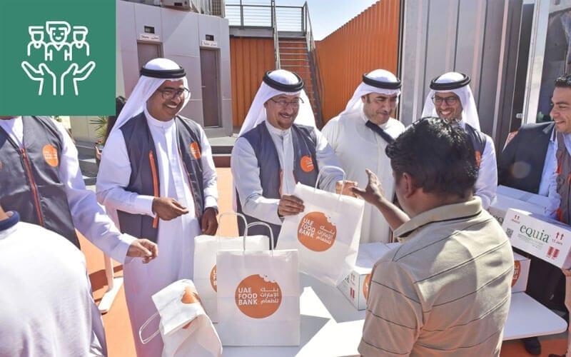 uae food bank humanitarian