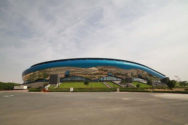 Hamdan Bin Mohammed Bin Rashid Sports Complex 2