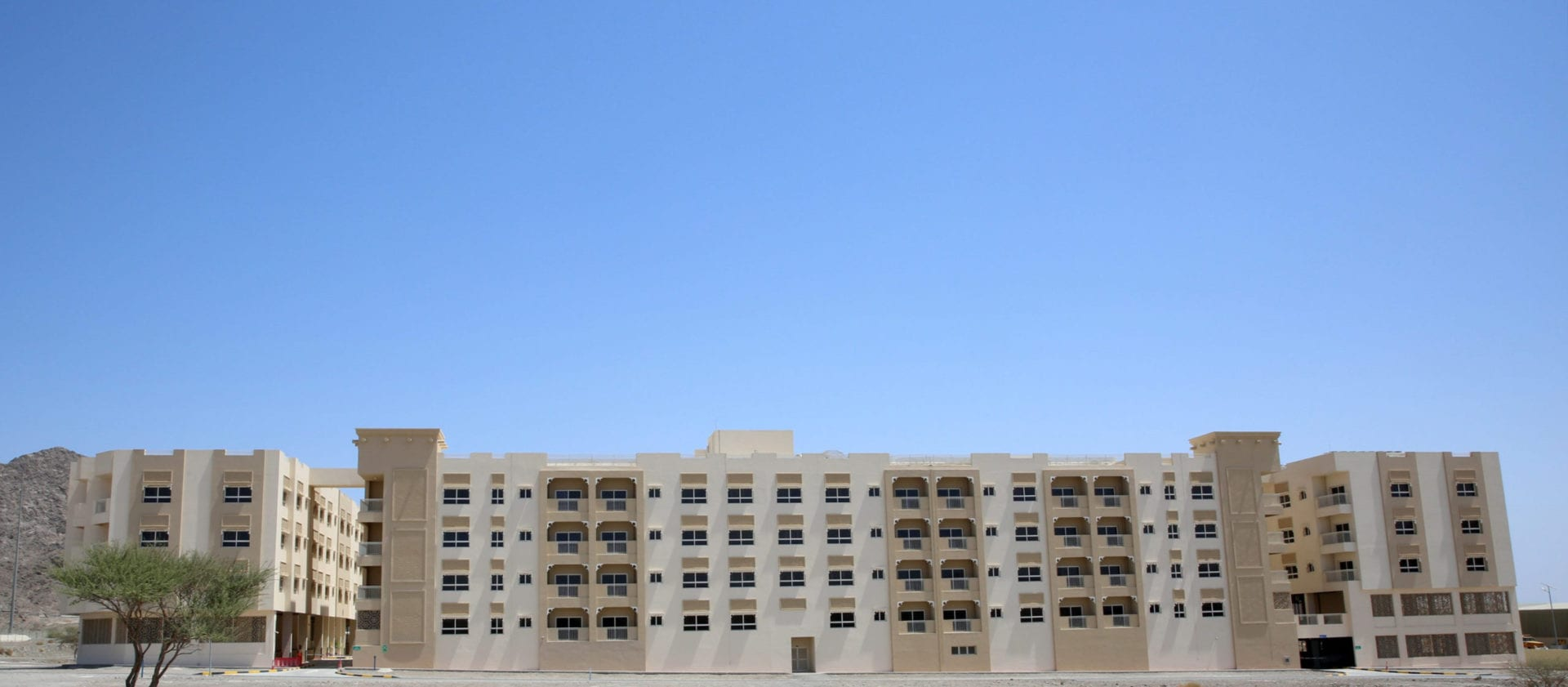 Housing Complex For Municipality Staff At Hatta 1 scaled