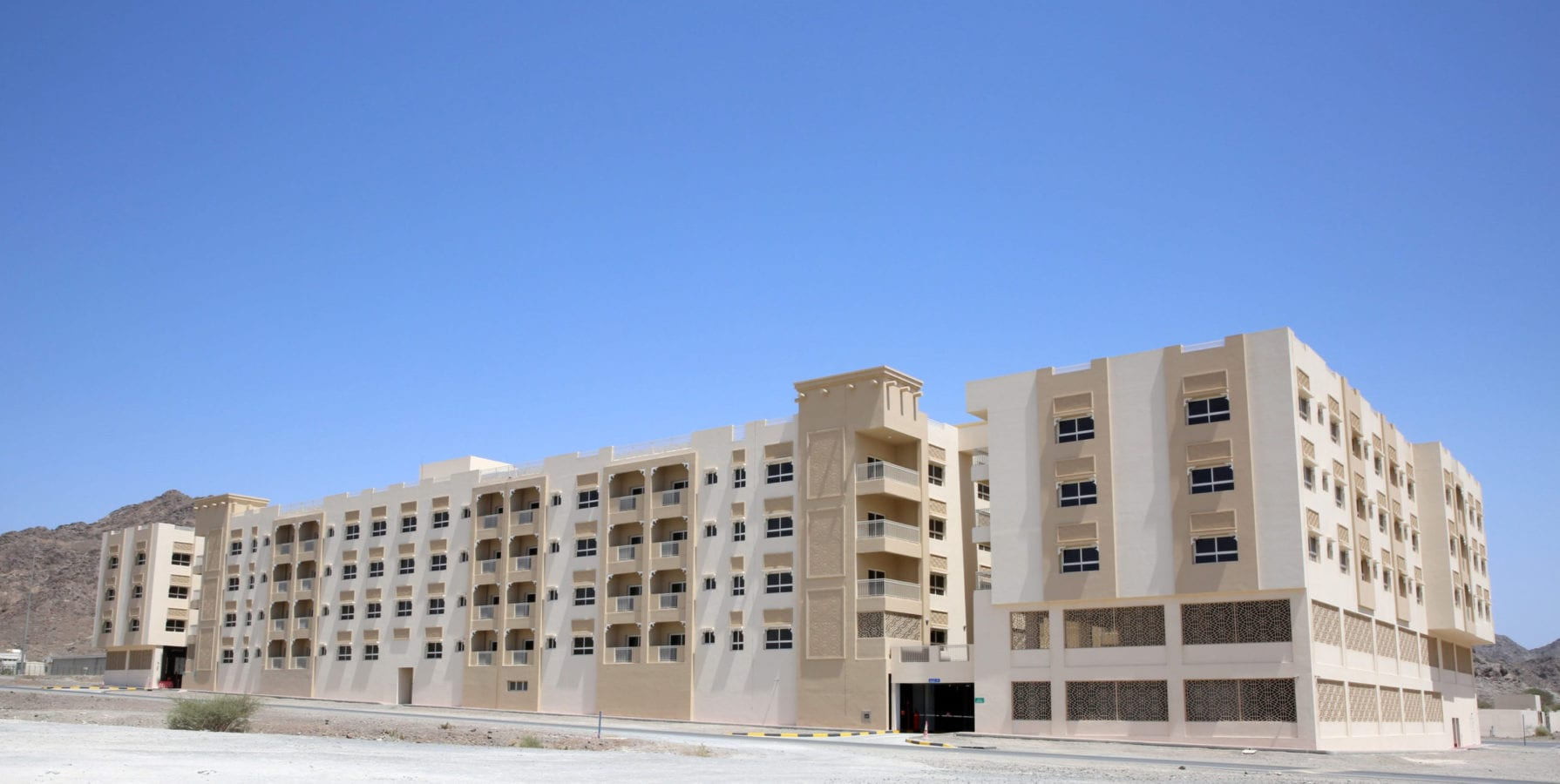 Housing Complex For Municipality Staff At Hatta 2 scaled