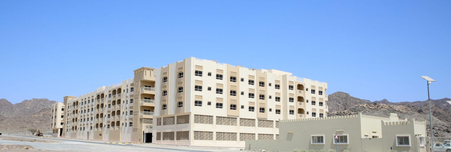 Housing Complex For Municipality Staff At Hatta 3 scaled