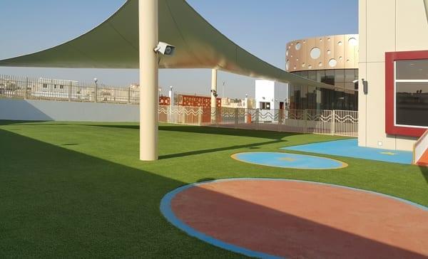 Kindergarten in Albarsha and Alwarqaa 1 1