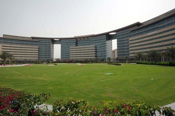 Sheikh Hamdan Awards Building 1
