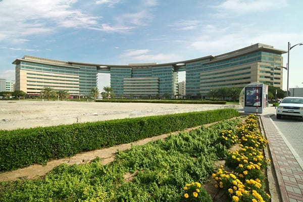 Sheikh Hamdan Awards Building 2