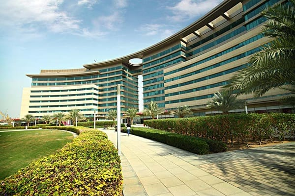 Sheikh Hamdan Awards Building 3
