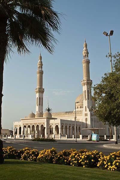 Zabeel Grand Mosque 2