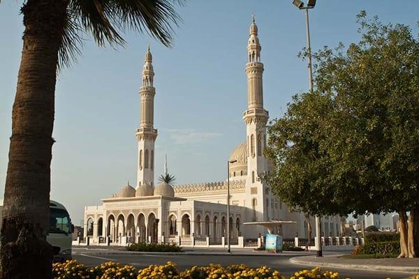 Zabeel Grand Mosque 3