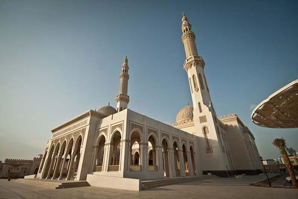 Zabeel Grand Mosque 4