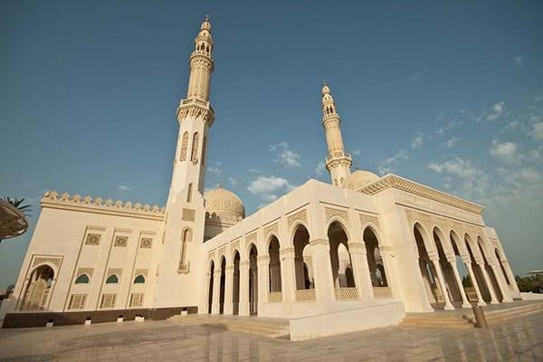 Zabeel Grand Mosque 5