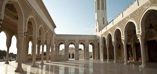 Zabeel Grand Mosque 8