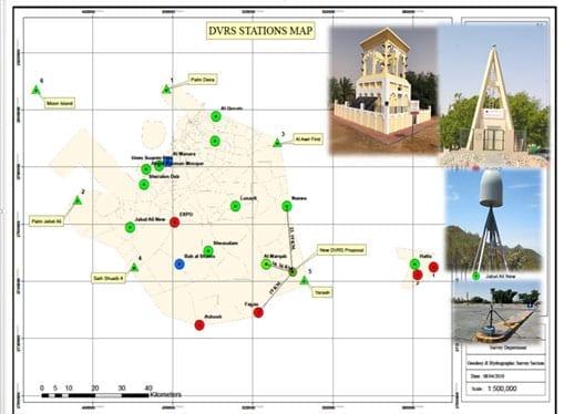 dubai virtual reference station 1