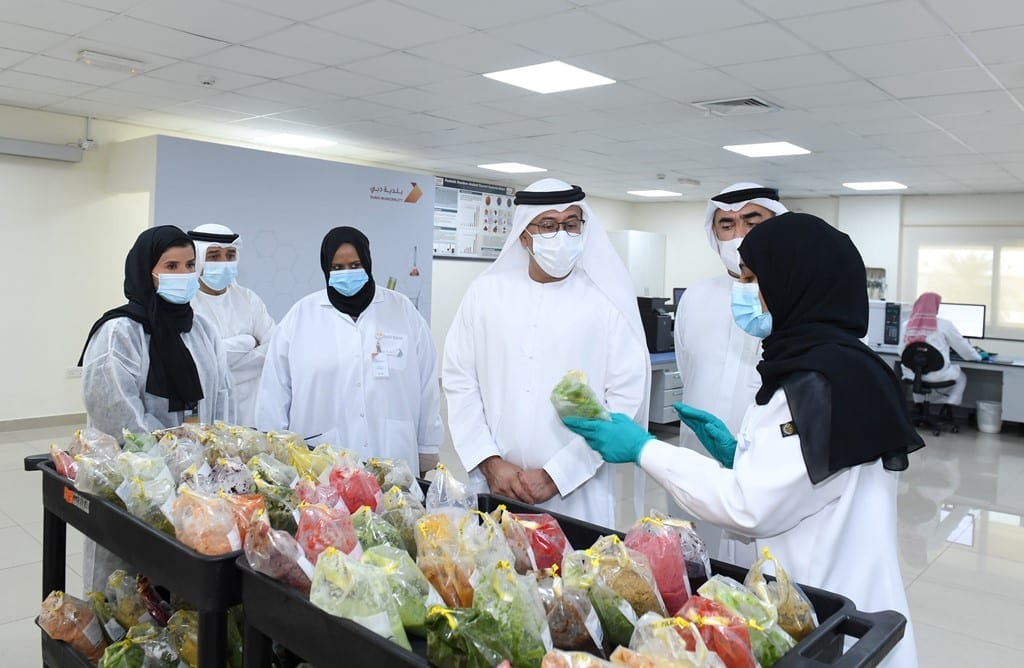 DCL sets up new lab for testing pesticide residues in vegetables and fruits