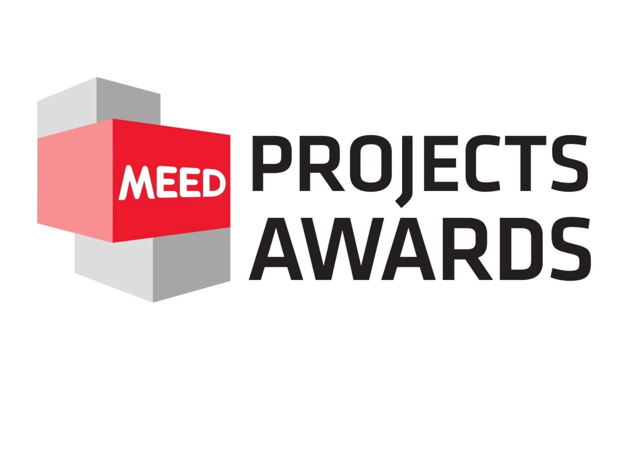 MEED Projects Awards Logo